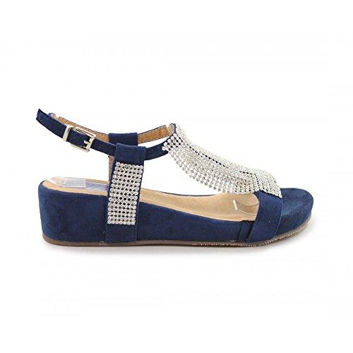 110026 Benavente Marine Chaussures Femme Bleu PXPqZpU
