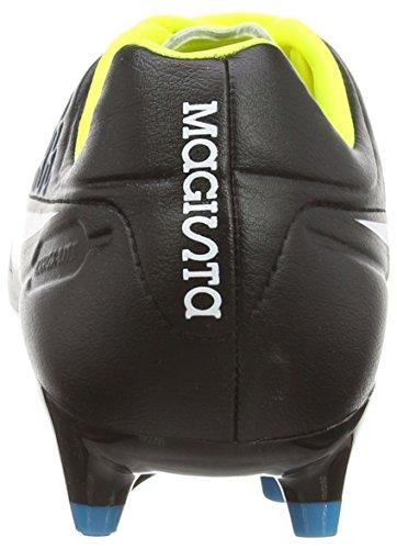 Nike Mens Magista Orden Fg Bitta Da Calcio Nero / Blu Laguna