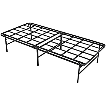 Amazon Com Homus No Assembly Required Platform Bed Frame