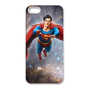 Superman iPhone 4 4s Cell Phone Case White Qtrhd