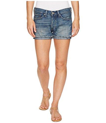 ルール重力襲撃[ラッキーブランド] Lucky Brand レディース The Boyfriend Shorts in Chandler パンツ Chandler 25 (US 0) [並行輸入品]