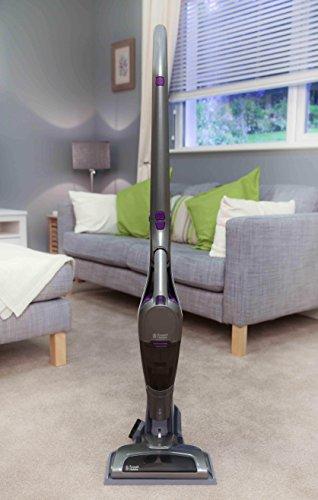 Russell Hobbs RHSV1601 Turbo Vac Pro 2-in-1 Cordless Vacuum Cleaner, 16 V