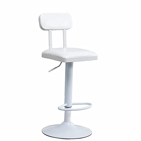 Cool Amazon Com Bjlwtq Adjustable Swivel Bar Stools Simple Lift Onthecornerstone Fun Painted Chair Ideas Images Onthecornerstoneorg