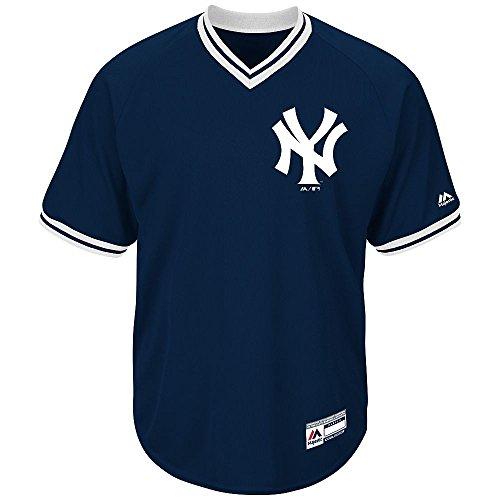 V Neck Yankees Cool base Athletic Uniform product image