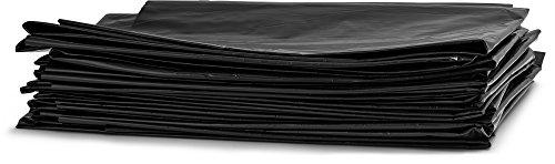 Tasker 95-100 Gallon, (50/Count Wholesale) Large Trash Bags, Super Value Pack, (Black) by Tasker (Image #4)