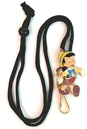 Disney Cast Exclusive Lanyard with Pinocchio