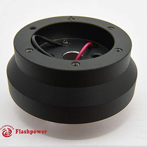 Wheel Short Hub Adapter Billet Black For Nissan Maxima Pickup ()