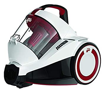 Dirt Devil DD2424-0-REBEL 34 Aspiradora sin Bolsa 4A, 700 W, 79 Decibeles, Blanco Polar: Amazon.es: Hogar