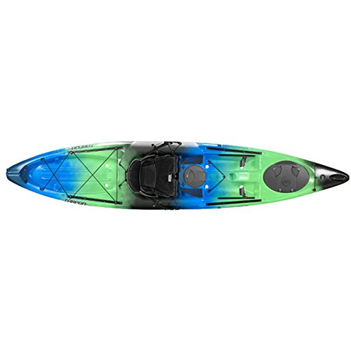 Wilderness Systems 9750215142 Tarpon 120 Kayaks, Galaxy, 12'
