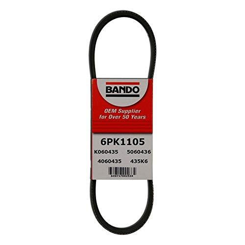 Bando 6PK1105 OEM Quality Serpentine Belt