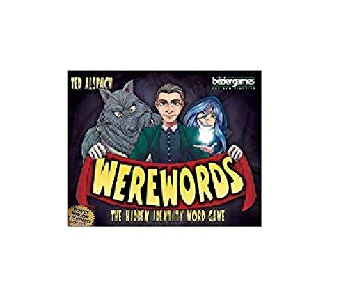 Bezier Games bez00022 werewords Board Game