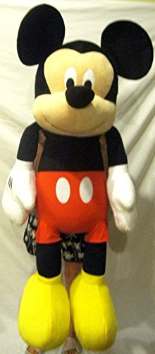 Gigantic! 63'' Tall Disney Mickey Mouse Plush Doll by Disney