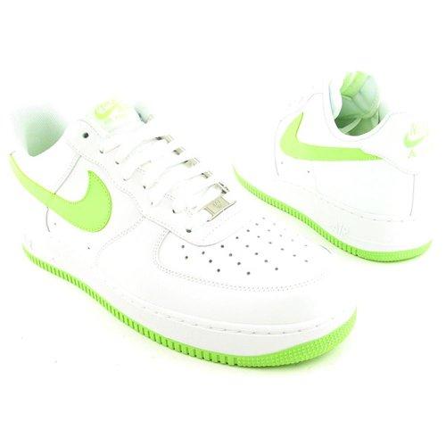 テレックス変化する感心するNike Air Force 1 ' 07 White / Electric Greenメンズ靴315122 – 109