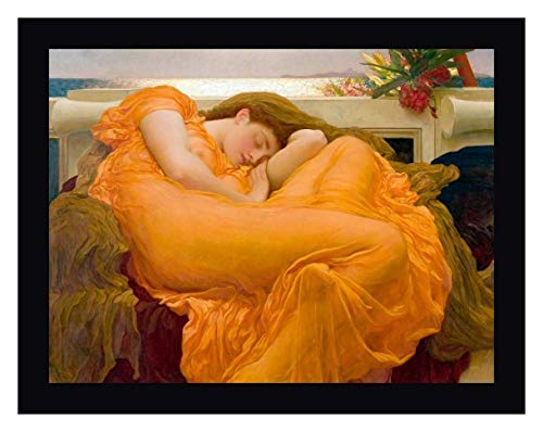 Flaming June by Frederic Leighton - 30