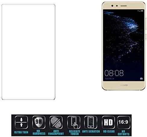 K-S-Trade para Huawei P10 Lite Dual-SIM Protector De Pantalla Cristal Vidrio Templado Protección Formato: 16:9, No Cubre Las Partes Laterales: Amazon.es: Electrónica