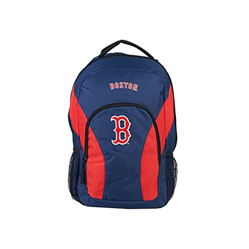 The Northwest Company MLB Boston Red Sox DraftDay Backpack, 18-Inch, Blue by The Northwest Company