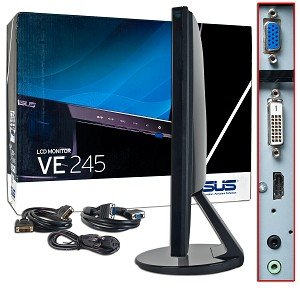 ASUS VE245 DRIVERS PC
