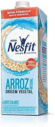 Bebida Vegetal de Arroz Integral Nesfit 1L