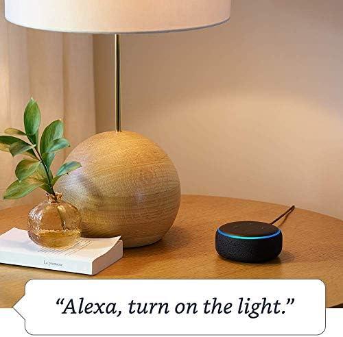 Paquete Echo Dot (3.a generación) con Amazon Smart Plug - Gris brezo