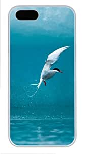 Bird grove iphone 5 cases PC White for Apple iPhone 5/5S