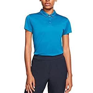 Nike Womens Polo 884871-P, Womens, Polo, 884871, Green Abyss/Green Abyss, X-Large-T