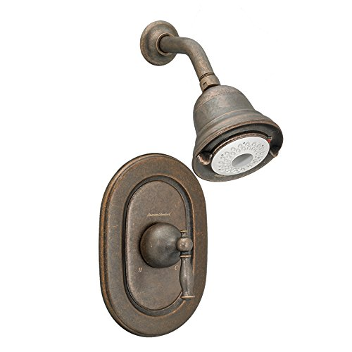 American Standard Shower Antique Bronze Faucet Shower