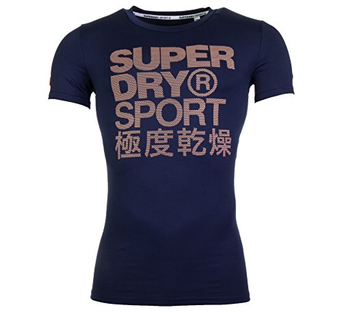 Superdry Sports Athletic Graphic Tee