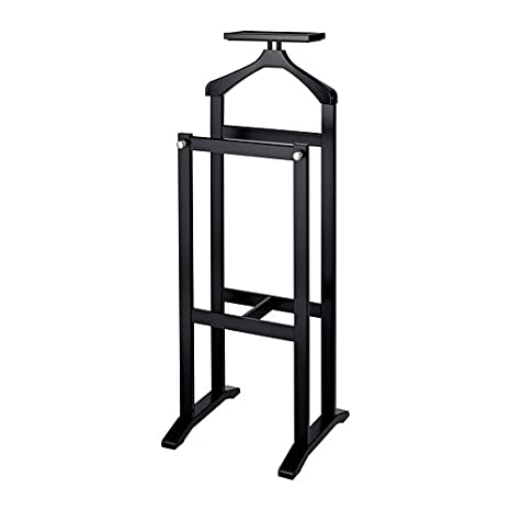 Ikea soknedal perchero en negro: Amazon.es: Hogar