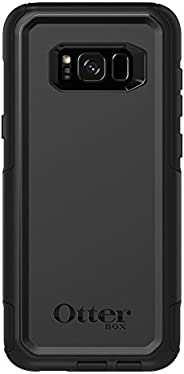 Otterbox Commuter Series for Samsung Galaxy s8+ - Frustration Free Packaging - Black