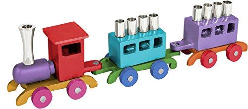 Train Menorah - 2