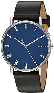 Skagen Signature Black Stainless Steel Watch SKW6434