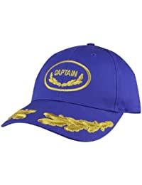 c7f9f8baa5d Unisex Low Profile Brushed Cotton Captain Baseball Cap