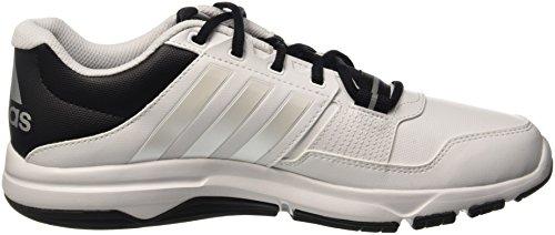 Ftwbla Blanco Hombre para Negbas Deporte Gym 2 de Ftwbla adidas Zapatillas Warrior zq87wg