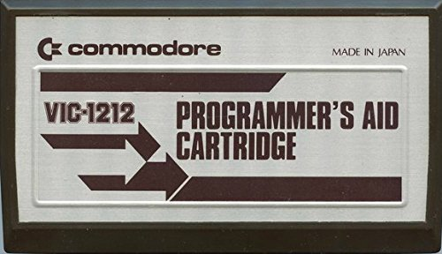 Commodore Vic 1212 Programmers Aid Cartridge