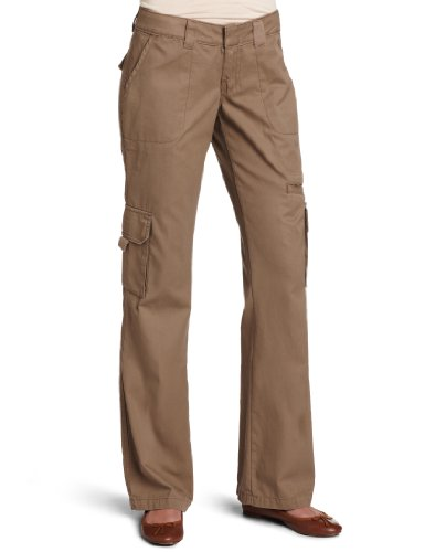 Dickies Womens Relaxed Cargo PantKhaki6