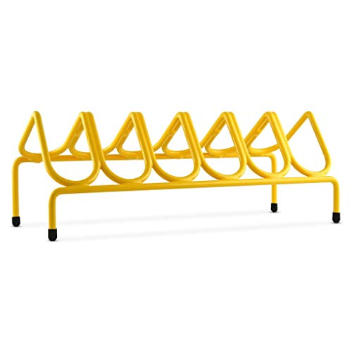 - VR6 Versatile Handgun & Pistol Rack (Holds 6 Guns) Golden Yellow