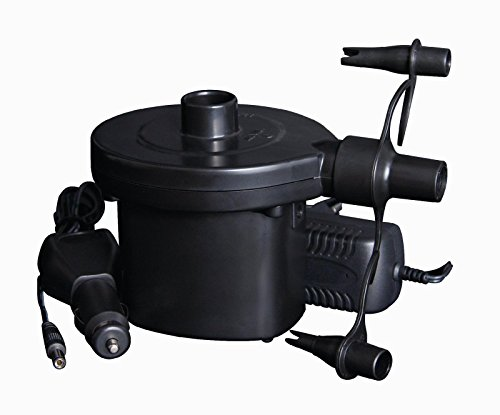 Northwest Territory Rechargeable Electric Air Pump with Car - Northwest Air Pump