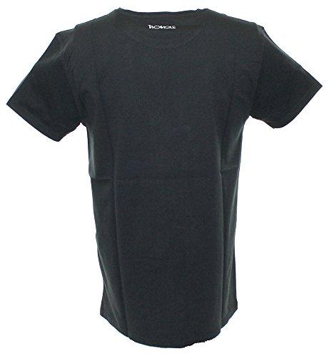 Two Angle T-Shirt Ylogaway Black-M