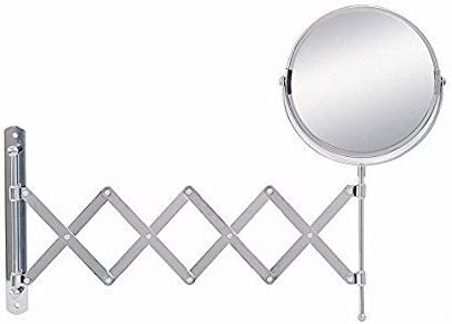 Amazon Com Ikea Frack Extending Magnifying Make Up Shaving Mirror 2 Mirrors Health Personal Care