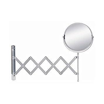 Ikea Frack Extending Magnifying Make Up Shaving Mirror 2 Mirrors