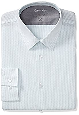 Calvin Klein Men's Xtreme Slim Fit Stripe Shirt