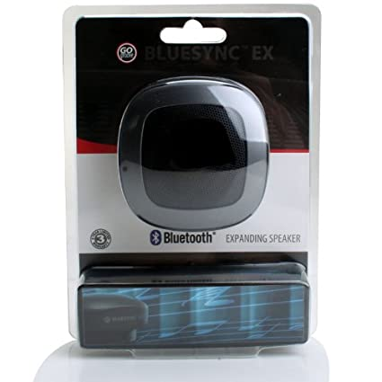GOgroove portátil Batería de bolsillo Bluetooth altavoz con base de expansión para resonancia de sonido mejorada - funciona con Apple, Samsung, ...