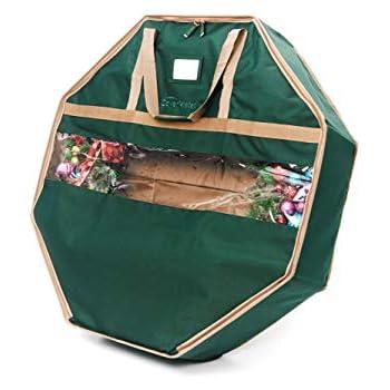 Amazon.com: Classic Accessories Seasons Holiday Wreath ...