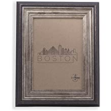 5x7 Picture Frame Antique Brown - Mount / Desktop Display, Frames by EcoHome