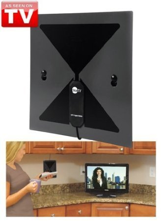 ClearTV X-72 HDTV Digital Indoor Antenna