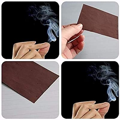 GSPet Cool Close-Up Magic Trick Finger's Smoke Hell's Smoke Stage Stuffs Fantasy Props : Baby