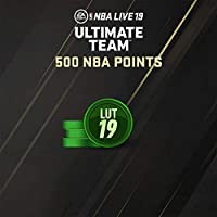 NBA LIVE 19: The One Edition - 500 LUT Points Pack - PS4 [Digital Code]