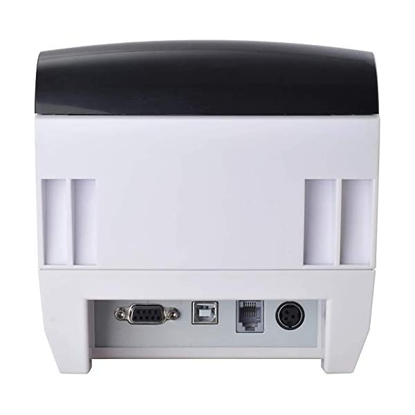 Xprinter XP320V 80mm USB + Bluetooth Thermal Printer with Auto Cutter. New Model. 2