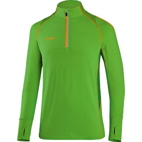 Jako Top Power - Chaqueta de running para hombre verde