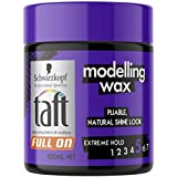 Schwarzkopf Taft Full On Modelling Wax, 100ml